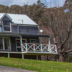 Bonnie's Cottage - Romantic Secluded Accommodaton Bright Victoria